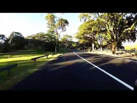 Tour de Centennial Park Sydney Australia