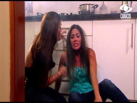 Carolina Coll en Tu Voz Estereo (amistad asesina) Parte 2