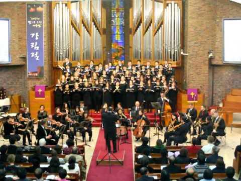 For Unto Us a Child is Born - Camarata Music Company, 2011 Messiah