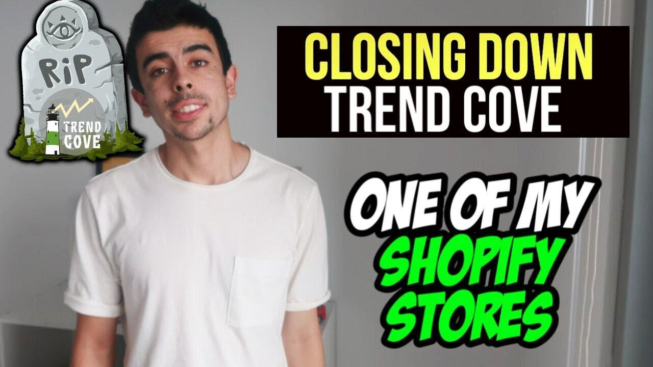 Why I Am Closing Down One Of My Shopify Stores Dropshipping 2018