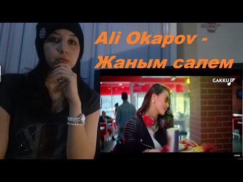Ali Okapov -   Жаным сәлем _ REACTION