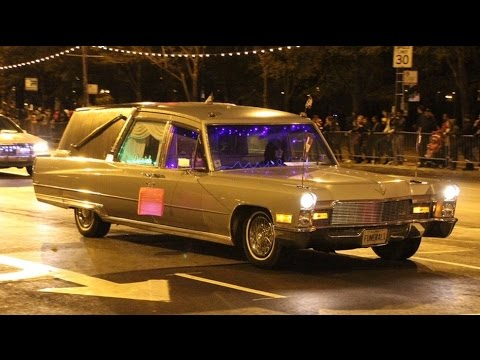 Halloween Parade Chicago