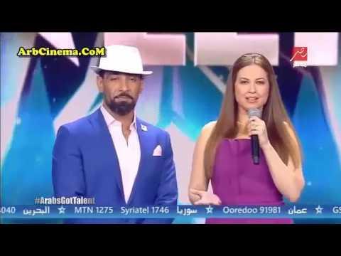 عرب غوت تالنت الموسم الرابع الحلقة ٣