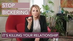 Stop Bickering. It's Killing Your Relationship - Esther Perel