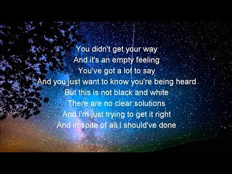 Invisible - Linkin Park karaoke instrumental with lyrics