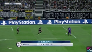 PRO EVO: CHAMPIONS LEAGUE FINAL LIVE | JUVENTUS VS REAL MADRID