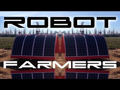 Robot Farming - Behold The Future