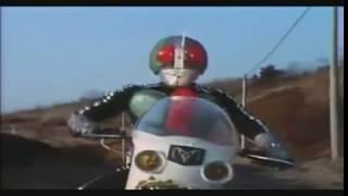 子門真人 - ライダーアクション