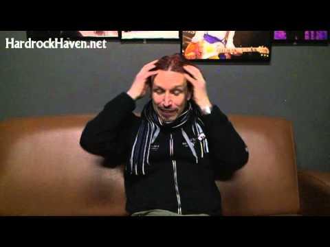 HardrockHaven.net interview with Tony Kakko of Sonata Arctica