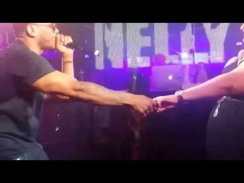 Nelly Dilemma ft Rachel Ward live @ Marquee The Star Sydney