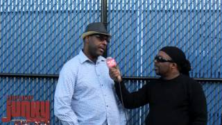 CHILL ROB G  interviewed and is inducted into the Hip Hop Junky Hall of Fame