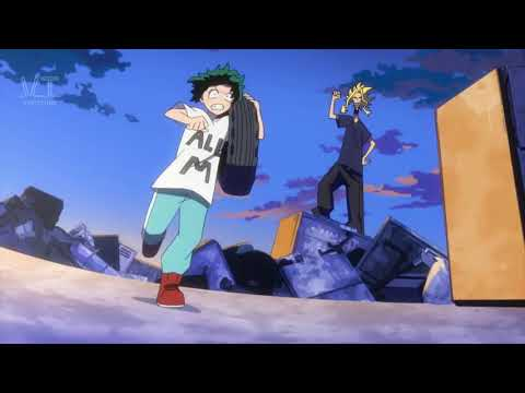 Mixed Anime Training Montage