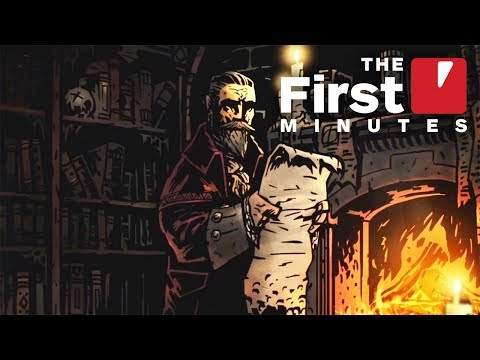 Download Youtube: The First 13 Minutes of Darkest Dungeon on Nintendo Switch