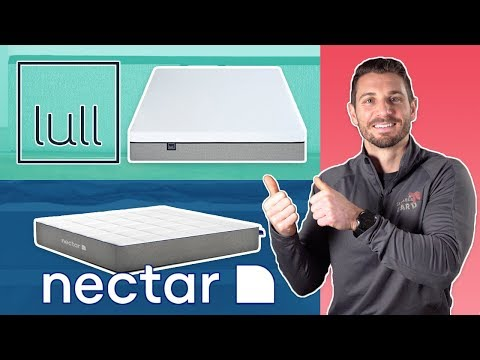 Lull vs Nectar Review | Bed In A Box Comparison (2019)