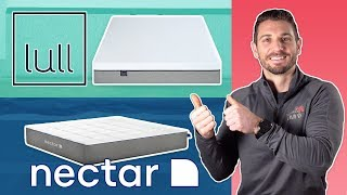 Lull vs Nectar Review   Bed In A Box Comparison (2019)