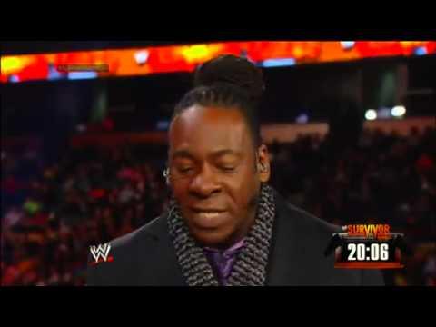 WWE: Survivor Series 2013 Kickoff [Full Show]
