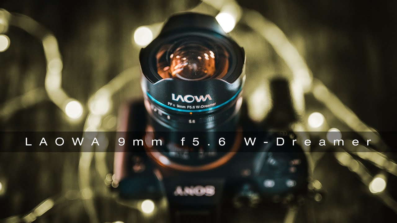 Laowa 9mm f5.6 - The BEST ultra wide lens or just one trick pony?