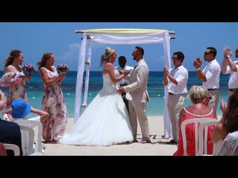 Chris + Olivia Jewel Runaway Bay Jamaica Destination Wedding