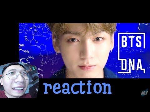(Reaction) BTS (방탄소년단) 'DNA' Official MV - Daebakkk!   Ô Kìa Hiệp