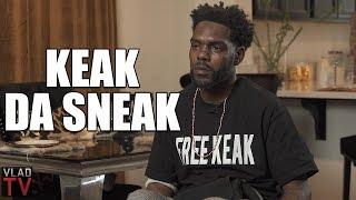 Keak Da Sneak: I Was in the Same KC Van That Mac Dre Got Killed In a Few Hours Before (Part 2)