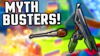 Black Ops 3 MYTH BUSTERS SHOOTING TOMAHAWKS WITH ARROWS MORE Call of Duty