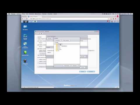 DSM 4.3: configura CalDAV para acceder desde Calendario en OS X