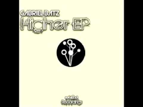 IKIRUR002 - Gabriel Batz - Higher EP
