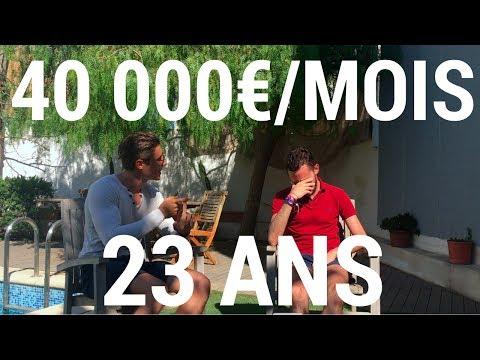 3 CLES pour LANCER son business avec Théophile Eliet (40 000€/mois NET à 23 ans...)