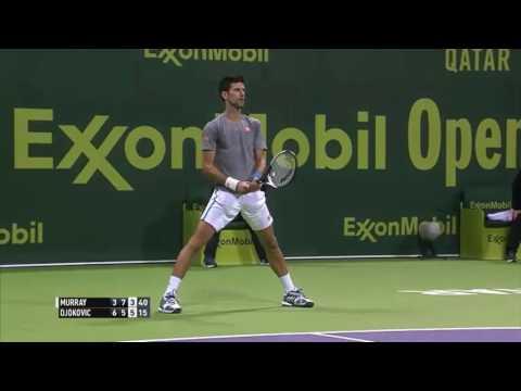 Qatar ExxonMobil Open ATP 2017 Final