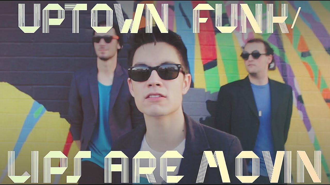 Uptown Funk/Lips Are Movin MASHUP!! (Sam Tsui Cover) | Sam Tsui