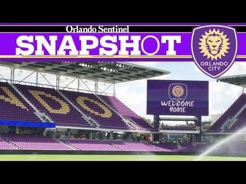 Orlando Sentinel Snapshot: Orlando City Lions and the new stadium