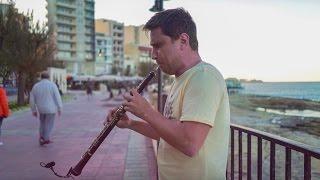 Hallelujah - Toms Abelis oboe instr...
