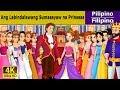 Ang Labindalawang Sumasayaw na Prinsesa | 12 Dancing Princess | 4K UHD | Filipino Fairy Tales