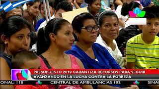 Presupuesto 2019 garantiza recursos para seguir avanzando en la lucha contra la pobreza