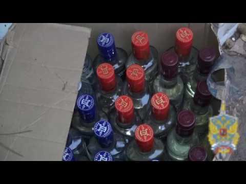 Незаконное хранение 9 тысяч единиц контрафактной алкогольной продукции пресекли в Королеве