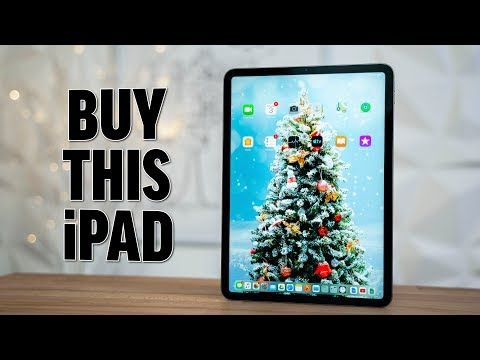 Why you should Buy THIS iPad for Christmas!