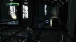 Star Wars: The Force Unleashed: Holocron Walkthrough Level 1