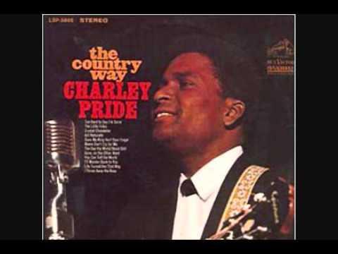 Charley Pride - Crystal Chandeliers - YouTube