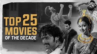 25 Best Telugu Films of the decade | 2010 - 2019 | Manam, Baahubali , C/O Kancharapalem | Thyview