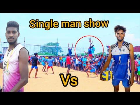 TN boys vs vc friends 😱🤯🤯 volleyball match  🔥vera level fight 🔥#localvolleyballmatch