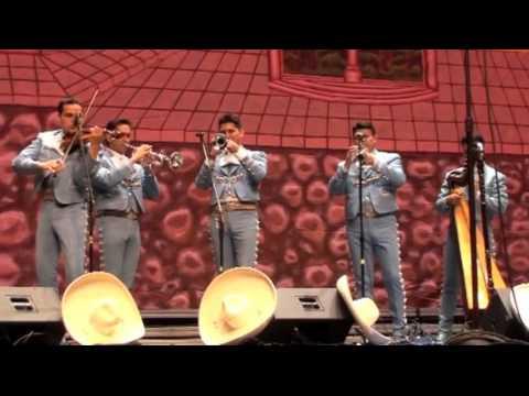 Mariachi Sol de Mexico 2011