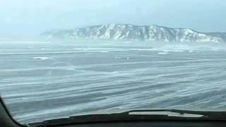 Байкал. Lake Baikal. Лед. Зима