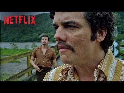 Narcos - Main Trailer - Netflix [HD]