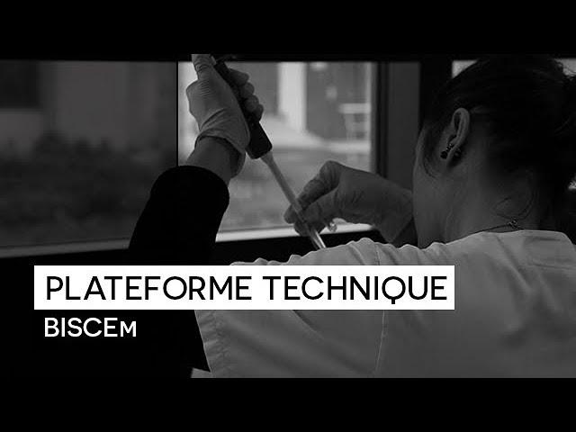 Plateforme technique BISCEm, Université et CHU de Limoges, France