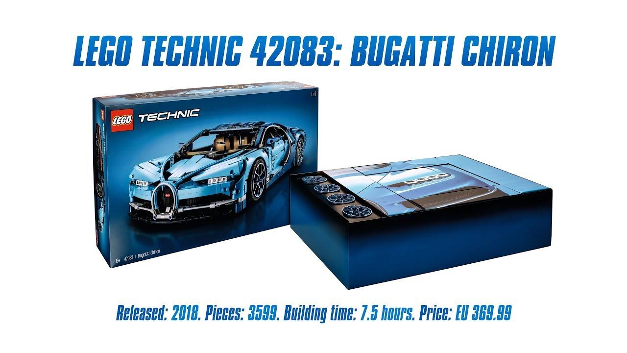lego technic 42083 bugatti chiron pov speed build youtube. Black Bedroom Furniture Sets. Home Design Ideas