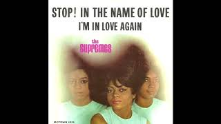 The Supremes - Stop! In The Name Of Love (Slowed)
