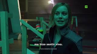 Capitana Marvel | Making of: Entrenamiento de Brie Larson  | HD