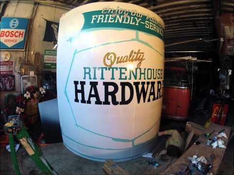 "Gibbs Connors - ""Rittenhouse Hardware"""
