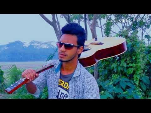 Moner kinare chole aye by sultan cover...
