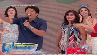 Wowowin: Willie Revillame, reunites with his classmates from CEU